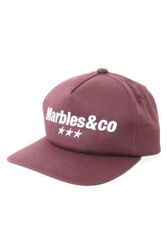 5Panel Cap Marbles&co【即日発送可能!】