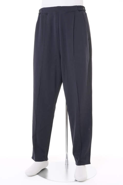 PONTE ROMA PLEATED TROUSERS【即日発送可能!】