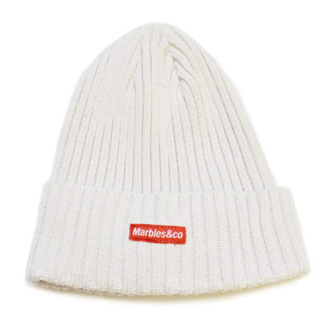 WASHED COTTON KNIT CAP【即日発送可能!】