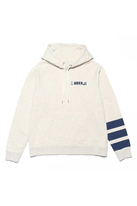L/S SWEAT SHIRT(3LINES) (9月~10月入荷予定)
