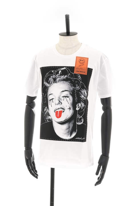 Punk Monroe ONE-143-T-shirt【即日発送可能!】