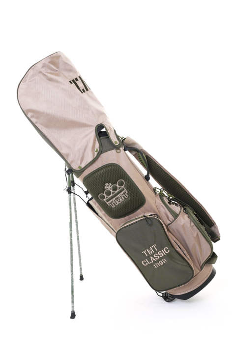 TMT CLASSIC BALLISTIC STAND CADDIE BAG キャディーバッグ TBAS17CL03