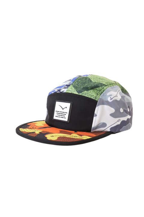 CRAZY PATTERN CAMP CAP【即日発送可能!】
